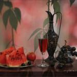 Арбузно-виноградный сентябрь
