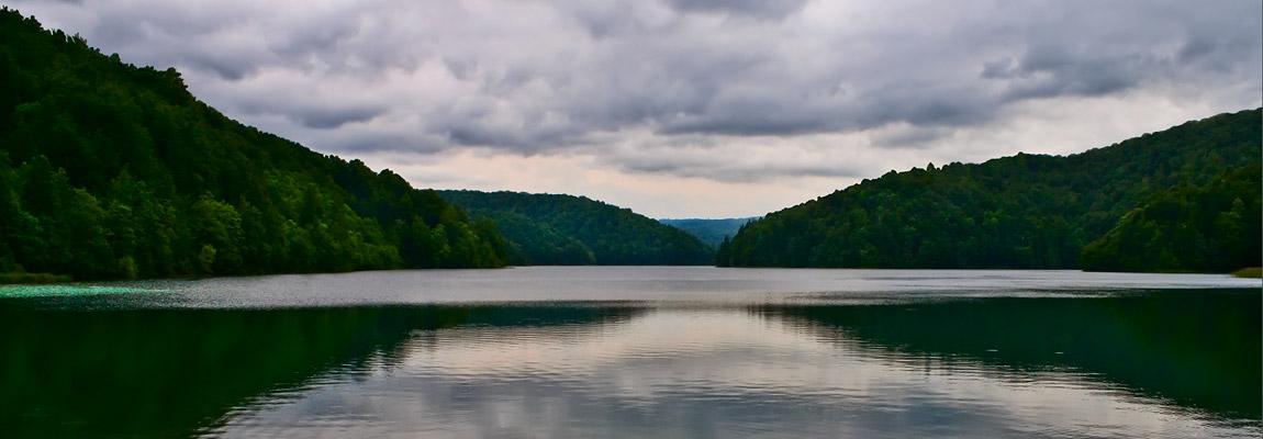 Плитвицкие озера. Хорватия