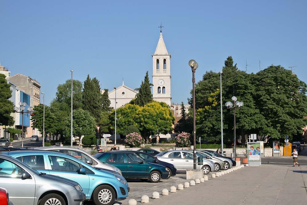Церковь Богоматери в Шибенике