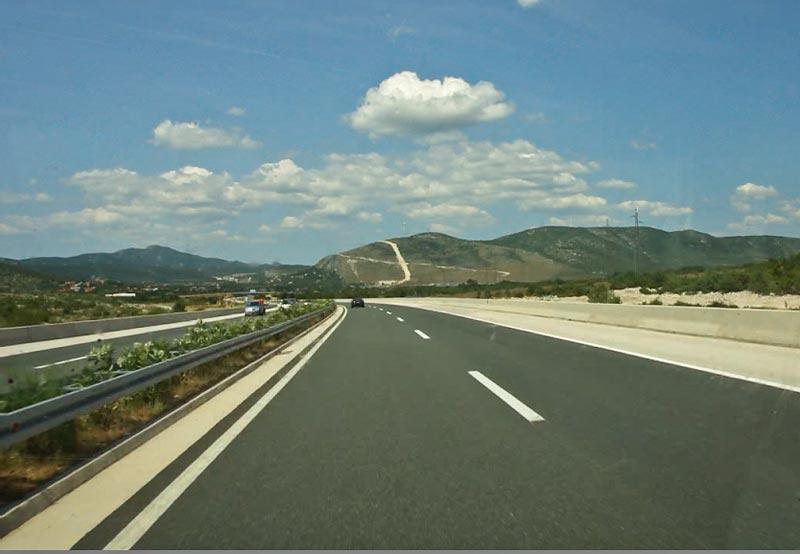 На автомобиле по Хорватии