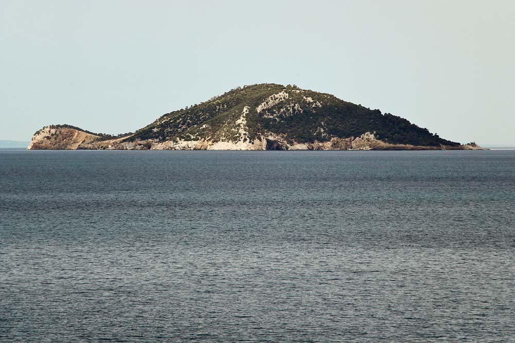 Остров Келифос - Черепаха