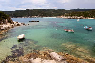 Красивое путешествие по Греции - Ситония