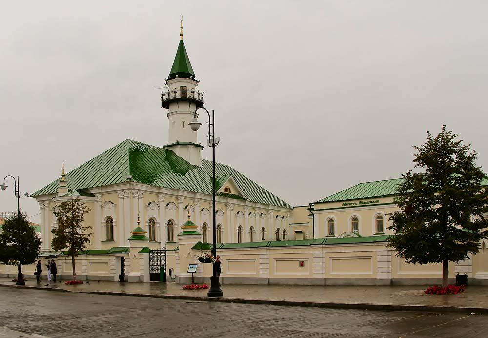 Мечеть Марджани