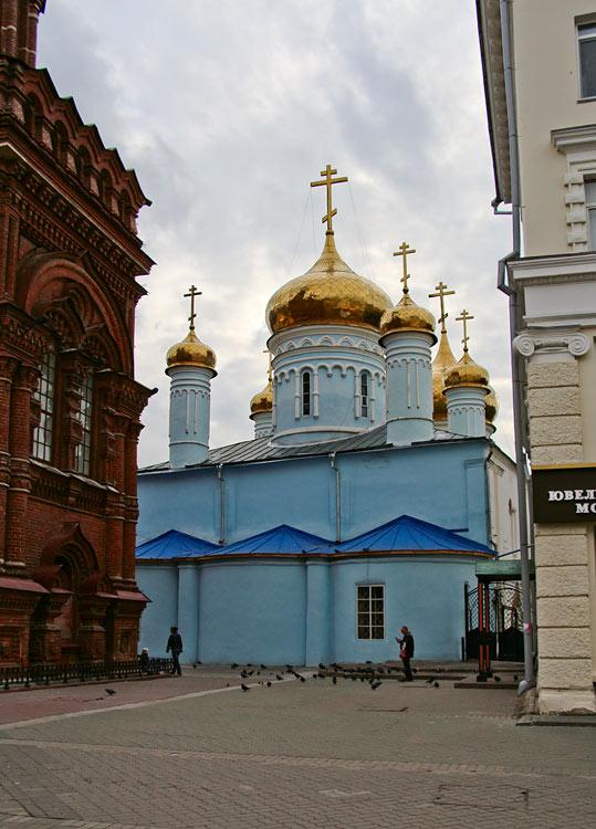 Богоявленская церковь в Казани