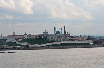 Кремль в Казани и другие достопримечательности