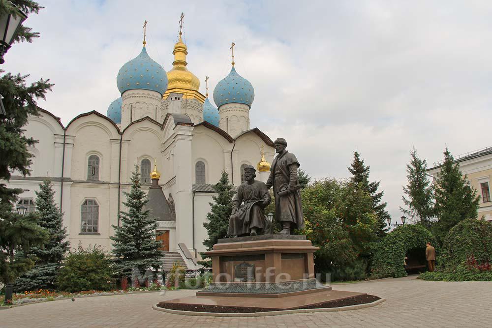 Памятник зодчим Благовещенского собора