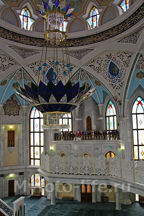 Люстра в Мечети Кул Шариф