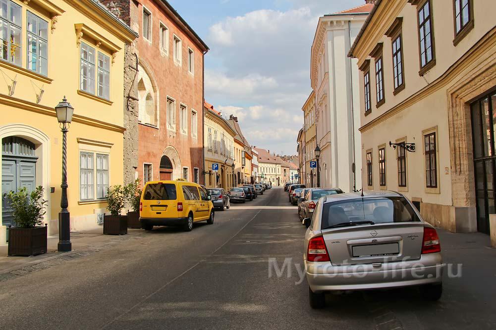 Поездка в Будапешт. Исторический центр города