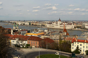 Как дешево съездить в Европу. Поездка в Будапешт