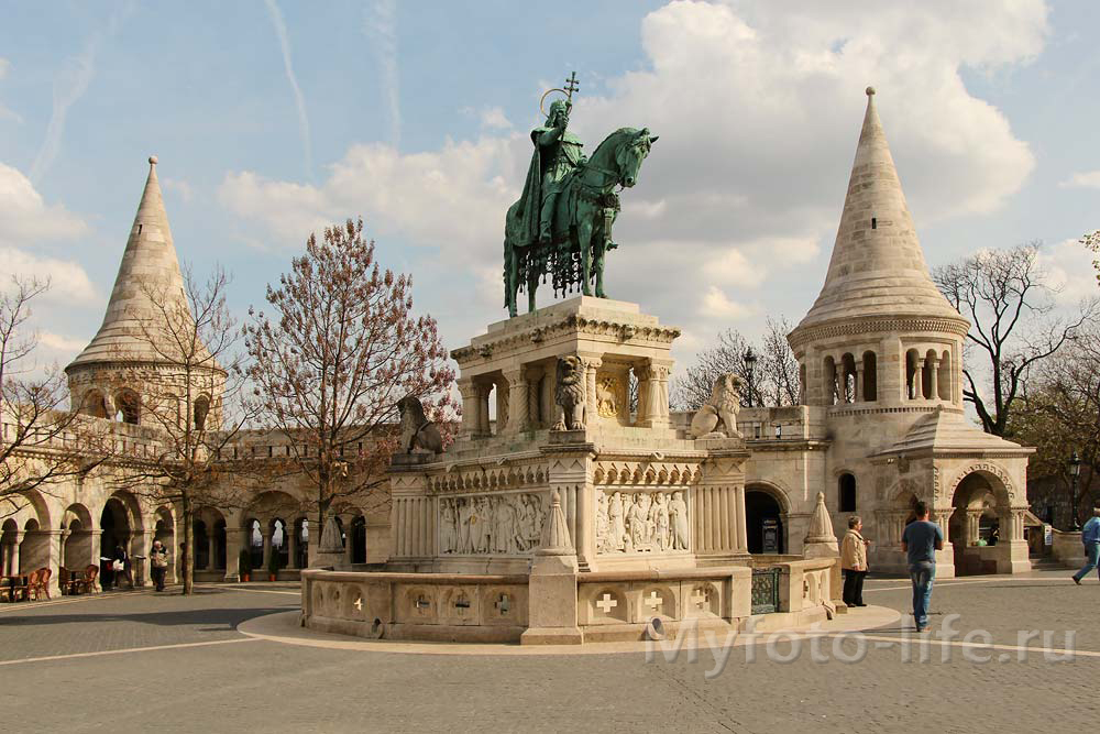 Поездка в Будапешт. Рыбацкий бастион