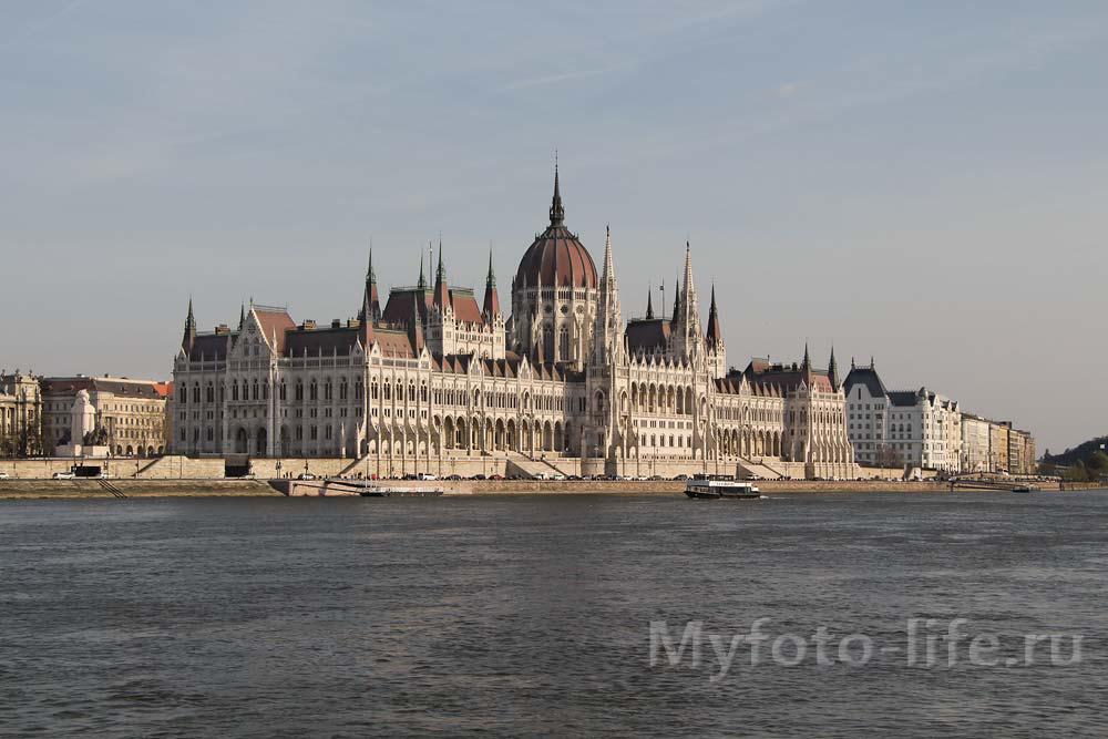 Поездка в Будапешт. Венгерский Парламент