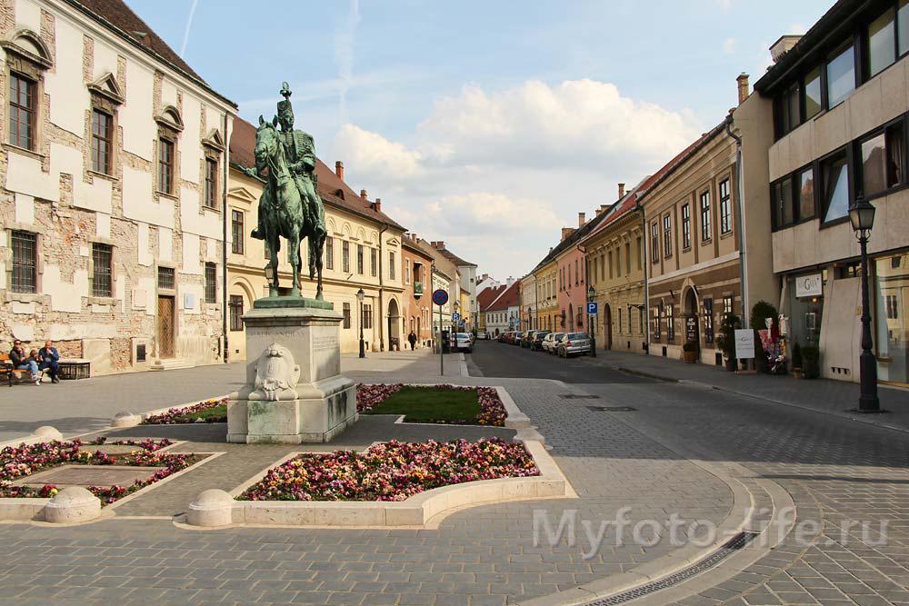 Будапешт - историческая часть Буды