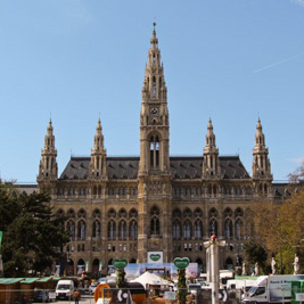 Из Будапешта в Вену на один день