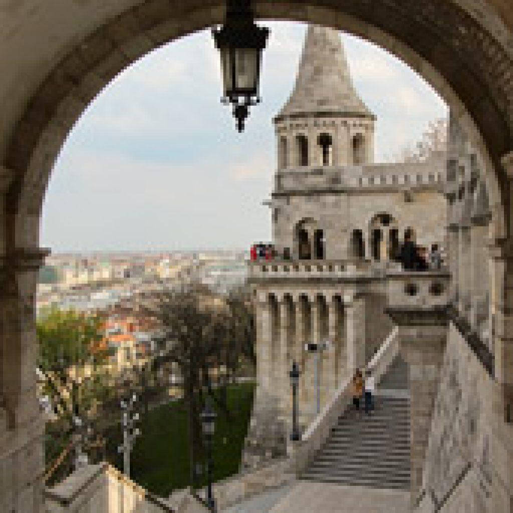 Башни Рыбацкого Бастиона, Будапешт