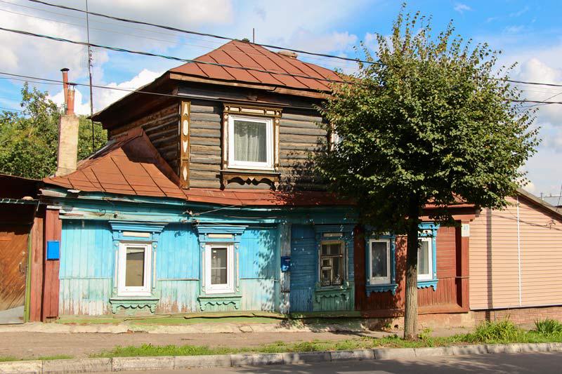 Что посмотреть в Серпухове - улочки