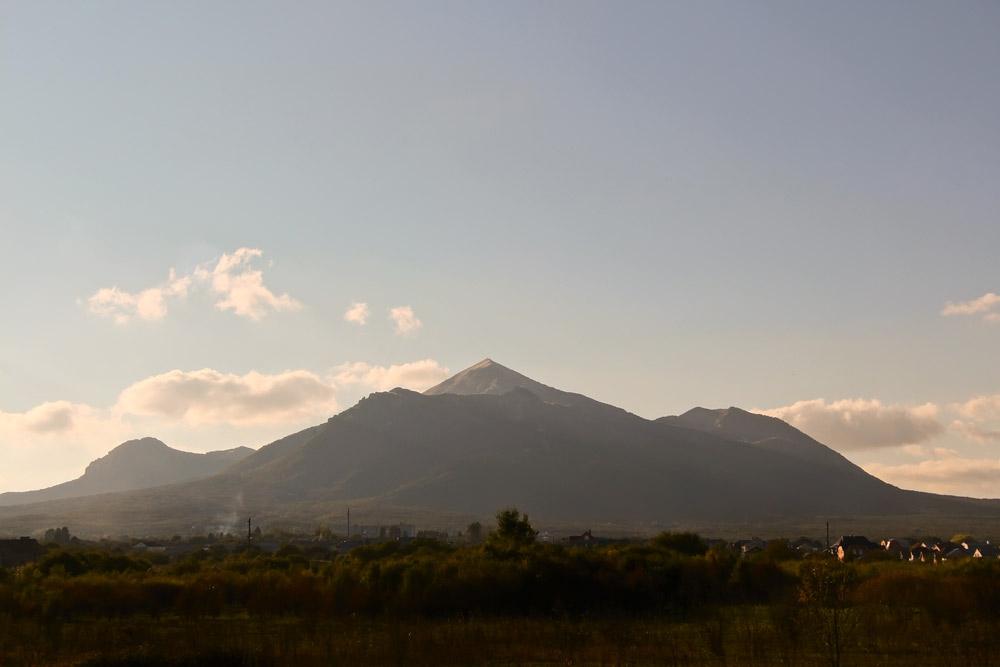 Пятигорск, гора Бештау