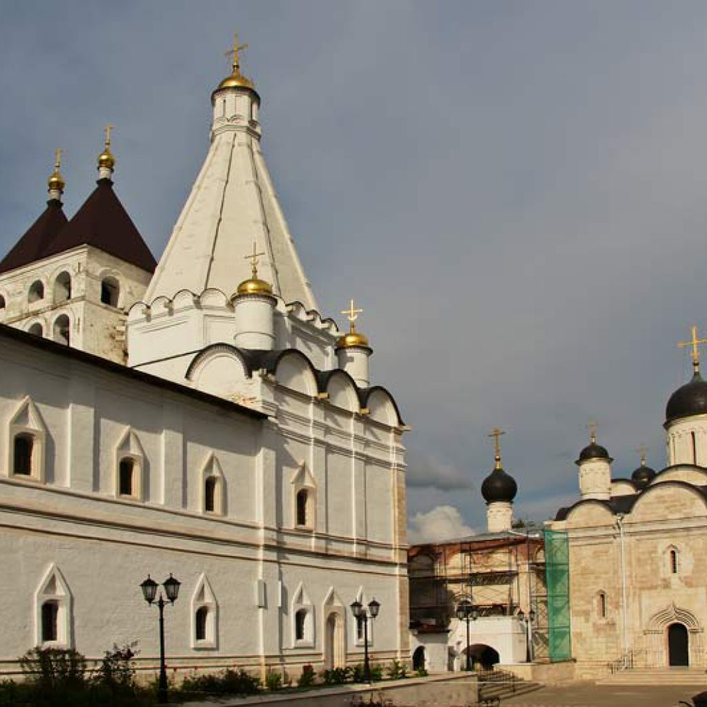 Введенский Владычный женский монастырь