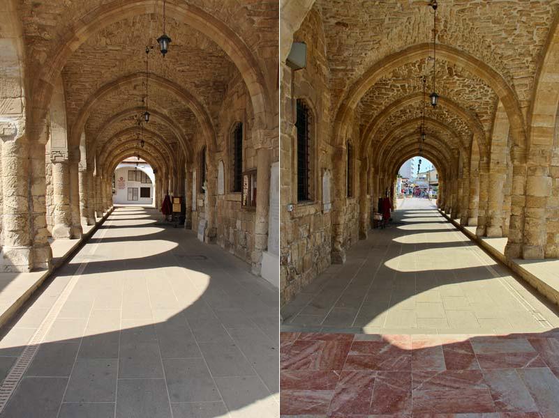 Анфилада церкви святого Лазаря