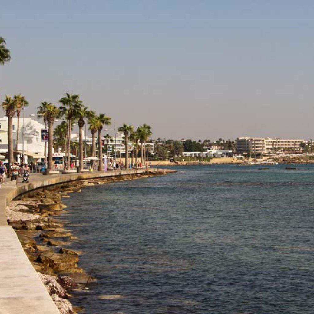 Что посмотреть на Кипре - Пафос