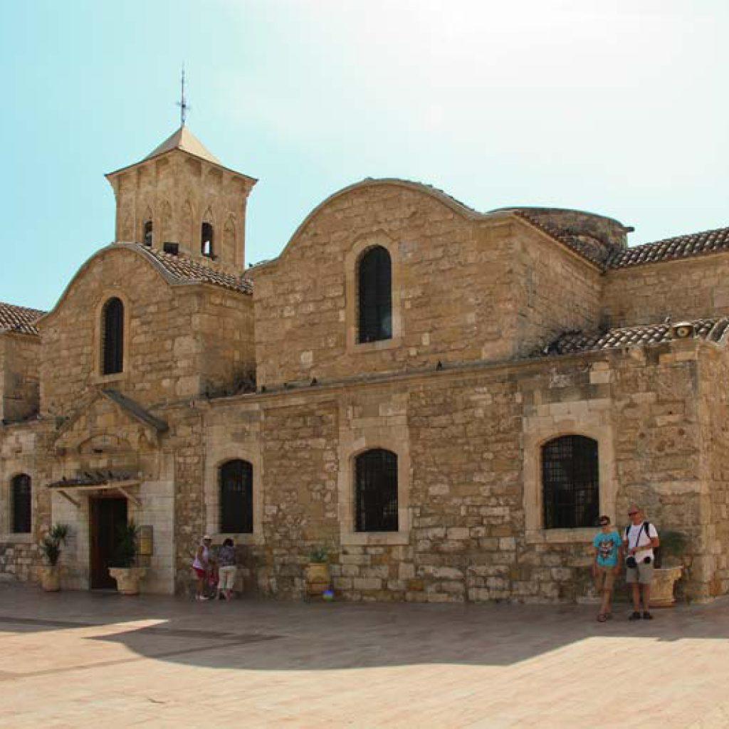 Церковь святого Лазаря - Ларнака