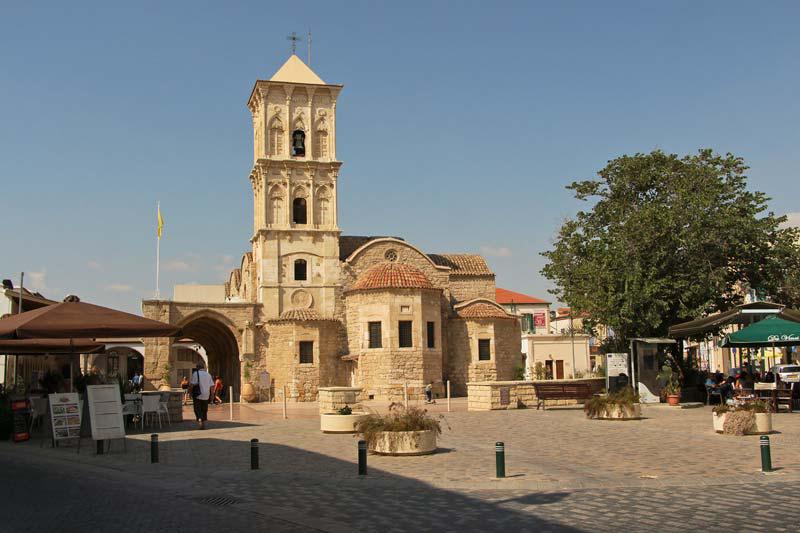 Что посмотреть на Кипре - церковь святого Лазаря