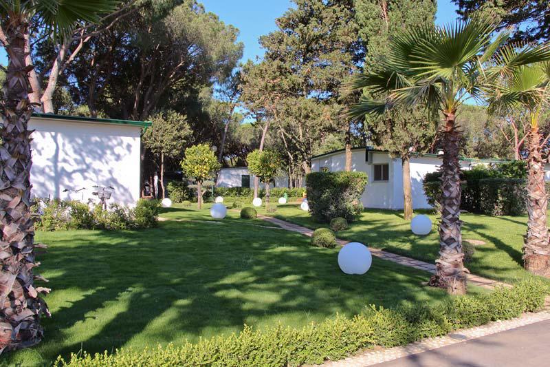 La Serra Resort - территория