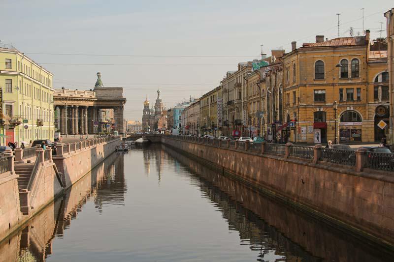 "Мини отель ""Грифон"" в Питере на Канале Грибоедова"
