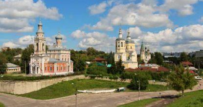 Что посмотреть в Серпухове за один день