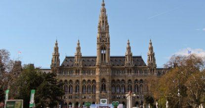Из Будапешта в Вену на один день или галопом по Европе