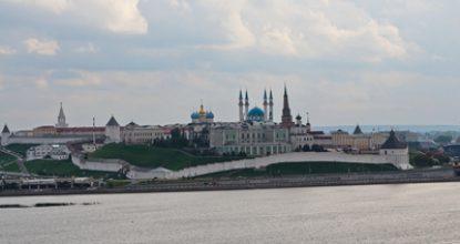 Кремль в Казани и другие достопримечательности. Выходные в Казани