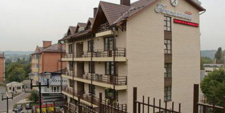 Отель «Комплимент» Пятигорск – отзыв об отеле